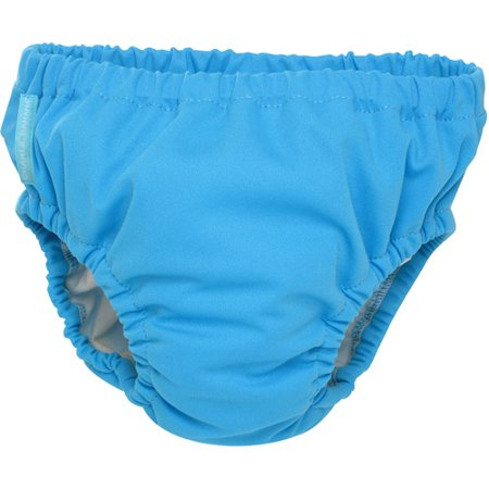 Charlie Banana 2-in-1 Swim Diaper & Training Pants, Turquoise (Choose Your Size)