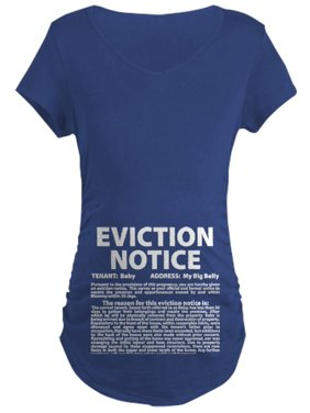 1d691f8ace600 Product Image CafePress - Baby Eviction - Maternity Dark T-Shirt