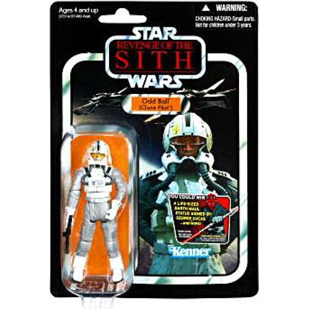 Star Wars Vintage Collection 2012 Odd Ball Action Figure [Clone Pilot]