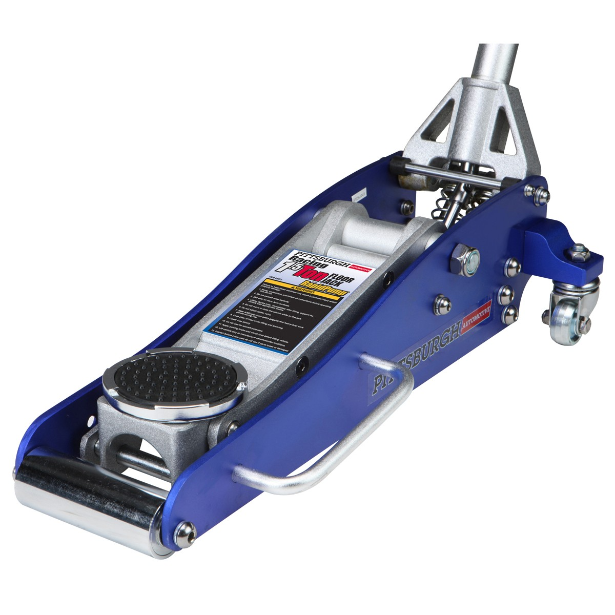 1.5 Ton Aluminum Racing Service Jack with RapidPump®