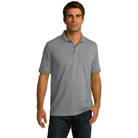 Port & Company Tall Core Blend Jersey Knit Polo