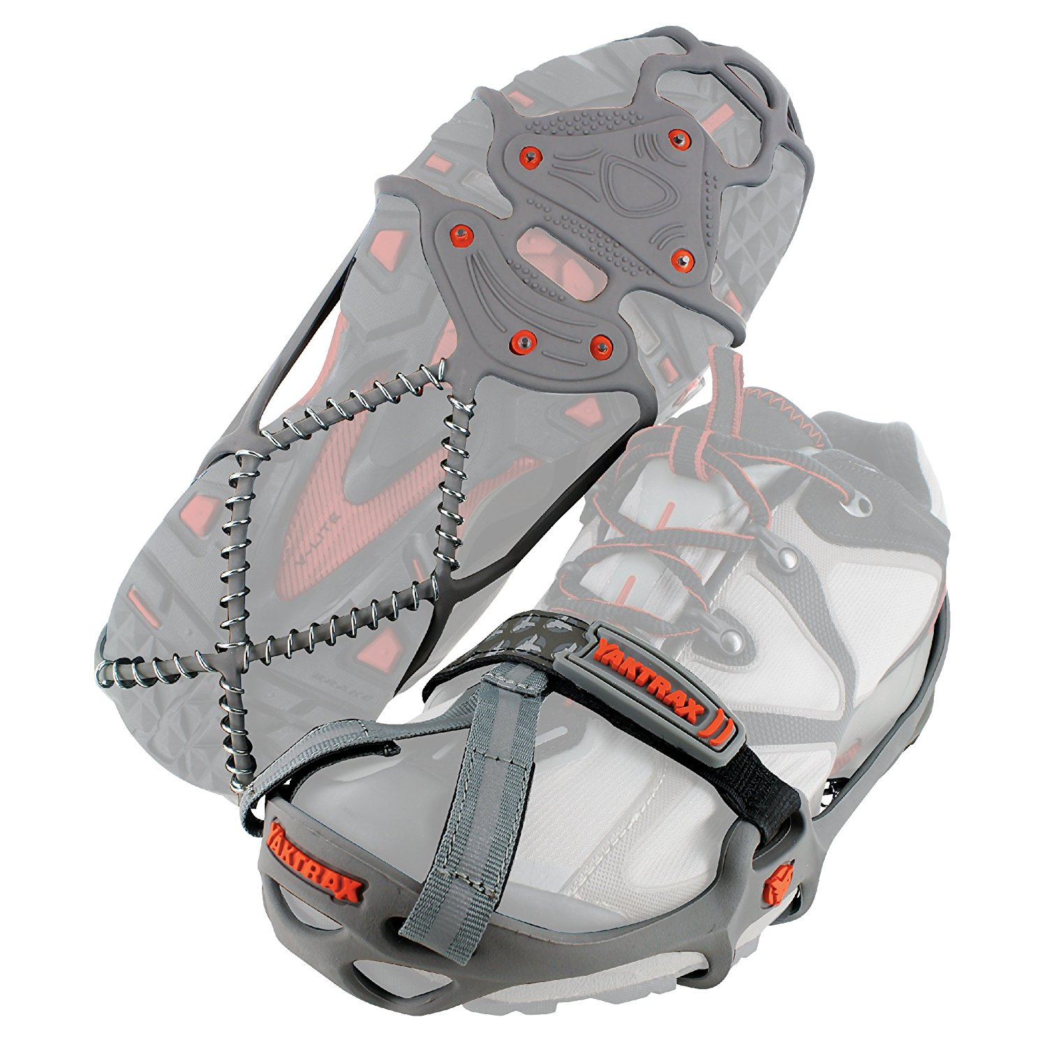 Run Traction Cleats for Running on Snow and Ice Small (Sh...