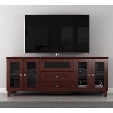 Furnitech Shaker 70 Inch Tv Stand Walmartcom