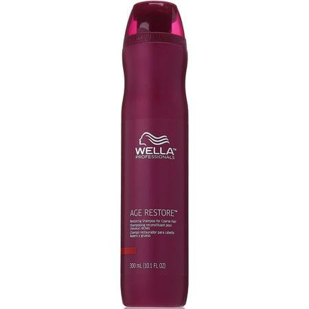 Age Restore Restoring Shampoo, For Coarse Hair By Wella, 10.1 (Coarse Coat Shampoo)
