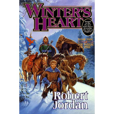 Winter's Heart : Book Nine of The Wheel of Time (The Head And The Heart Cats And Dogs)
