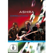 Ashra Correlations In Concert by