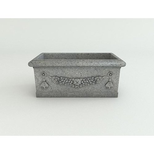 TerraCast Products Garland Resin Planter Box