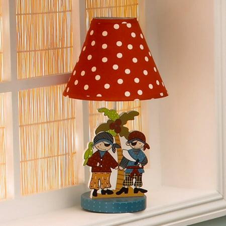 Cotton Tale Designs Pirates Cove Decorator Lamp - Pirate Lamps