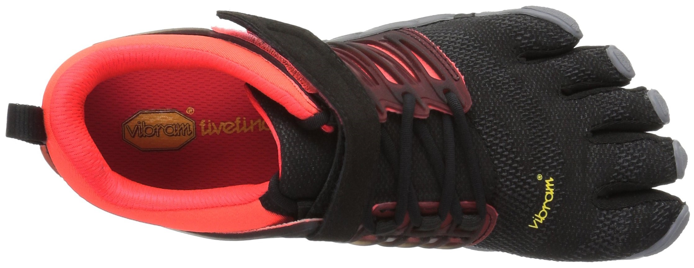 Vibram Women's V-Train Cross-Trainer Shoe Shoe Cross-Trainer Black/Coral/Grey 23e459