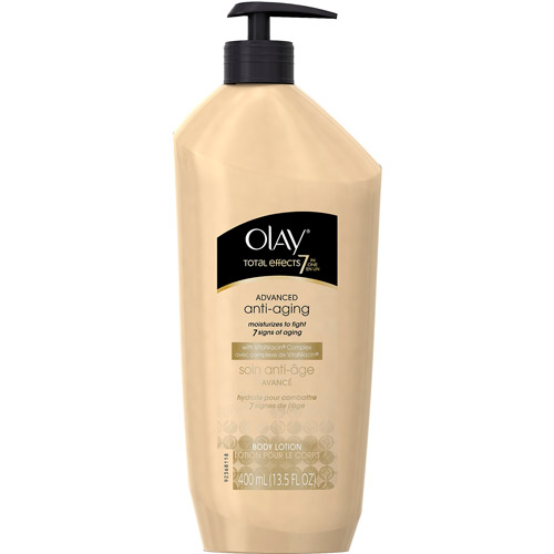 Olay Total Effects Moisturizer Body Lotion, 13.5 fl oz