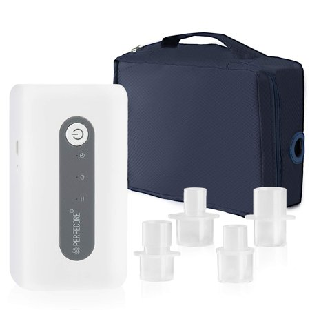 CPAP Cleaner and Sanitizer Machine - Easily Clean Supplies, Nebulizer, Masks, Tubing & Hose, Mouthpiece, Chin Strap - Portable Sanitizing Compatible With Respironics, Resmed, Dreamstation, and (Best Way To Clean Cpap Tubing)