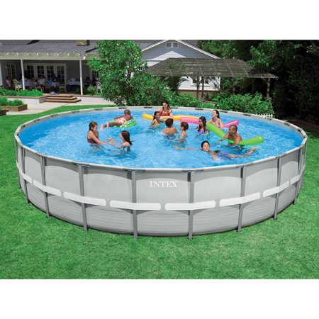 Intex 24 39 X 52 Ultra Frame Swimming Pool
