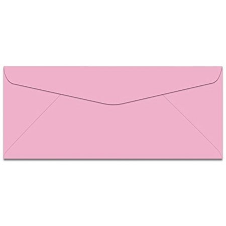 Domtar Envelopes (Domtar Colors - Earthchoice No. 10 Envelopes - PINK - 500 PK )