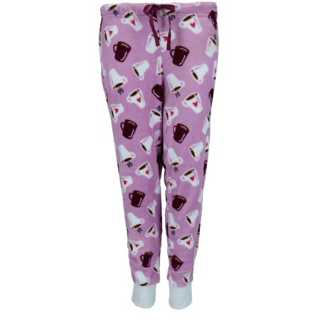 PJ Couture  Novelty Print Jogger Pajama Pants (Women's)