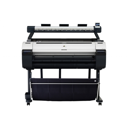 """Canon iMagePROGRAF iPF770 Inkjet Large Format Printer 36"""" Color Scanner, Printer 5 25 Second Color 2400 x... by Canon"""