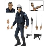 "Terminator 2 - 7"" Scale Action Figure - Ultimate T-1000 (Motorcycle Cop)"