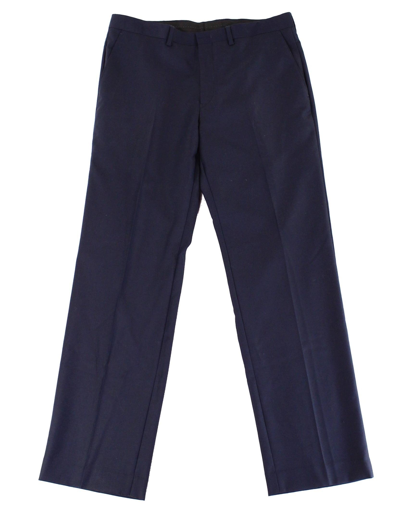 Mens 38X32 Dress - Flat Front Pants 38