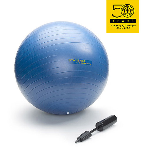 Gold's Gym 65 cm Exercise Stay Ball
