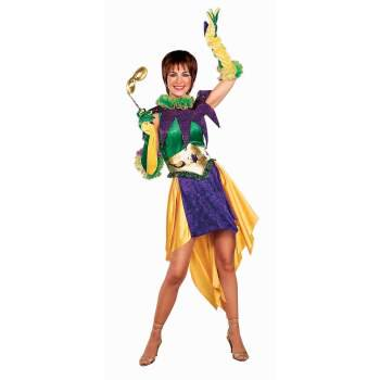 COSTUME-AD MARDI GRAS MISS](Mardi Gras Costumes Child)