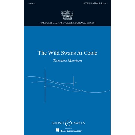 Boosey and Hawkes The Wild Swans at Coole (Yale Glee Club New Classic Choral Series) SATB Divisi by Theodore Morrison - Coole Halloween Ideen