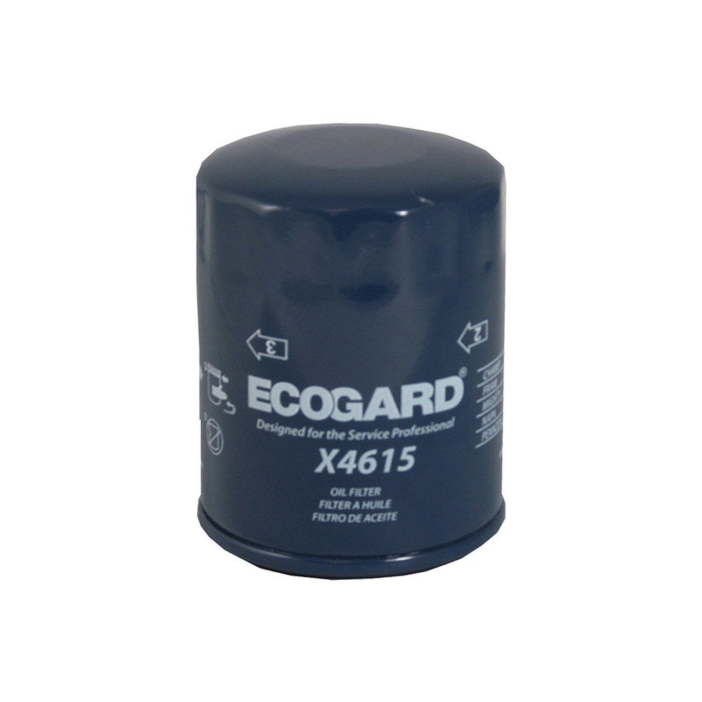 Forester Impreza Baja Outback Premium Replacement Fits Subaru Legacy ECOGARD X4460 Spin-On Engine Oil Filter for Conventional Oil