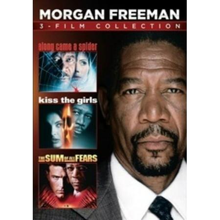 Morgan Freeman 3 Film Collection
