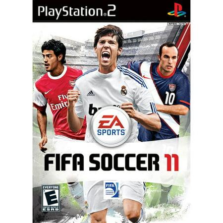 FIFA Soccer 11 (PlayStation2)