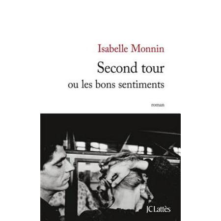 Second tour ou les bons sentiments - eBook