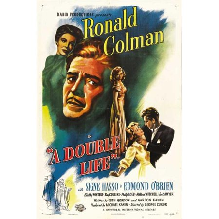 Posterazzi MOVIB29373 Double Life a Movie Poster - 27 x 40 in. - image 1 de 1