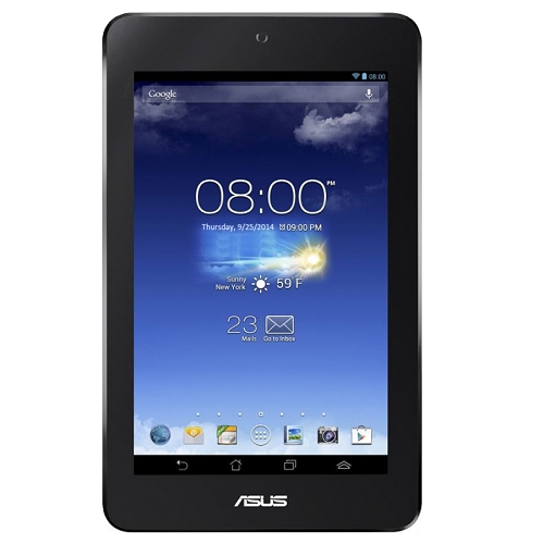"ASUS MeMO Pad HD 7 MediaTek Quad-Core 1.2GHz 1GB 16GB 7""  Android Tablet"