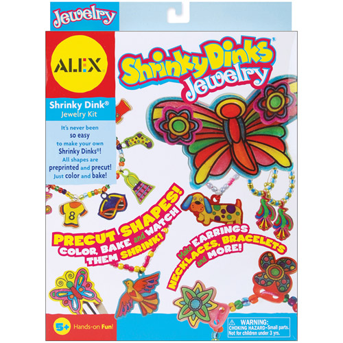 ALEX Toys - Shrinky Dinks Kit, Jewelry
