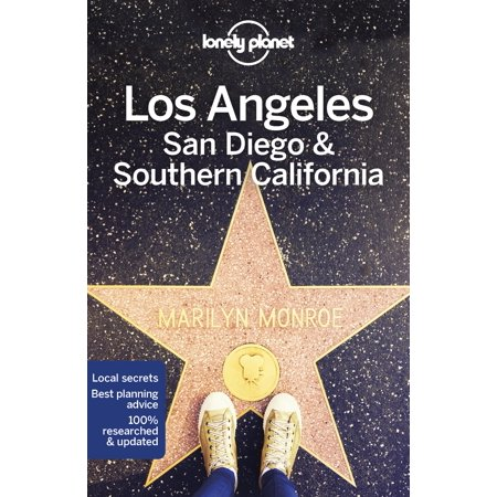 Travel guide: lonely planet los angeles, san diego & southern california - paperback:
