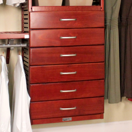 John Louis Home 16'' x 6'' Drawer Closet Organizer
