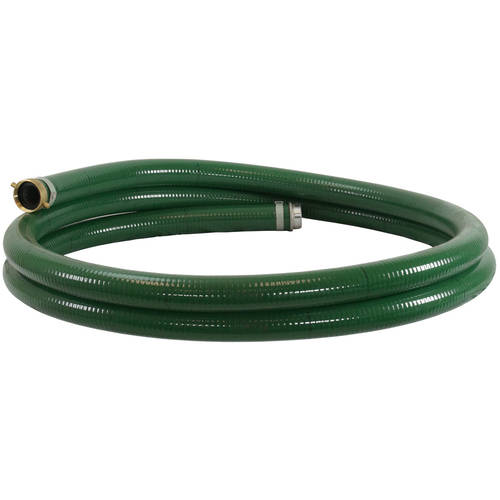 "DuroMax 3"" x 20' Gas Water Pump Suction Hose"