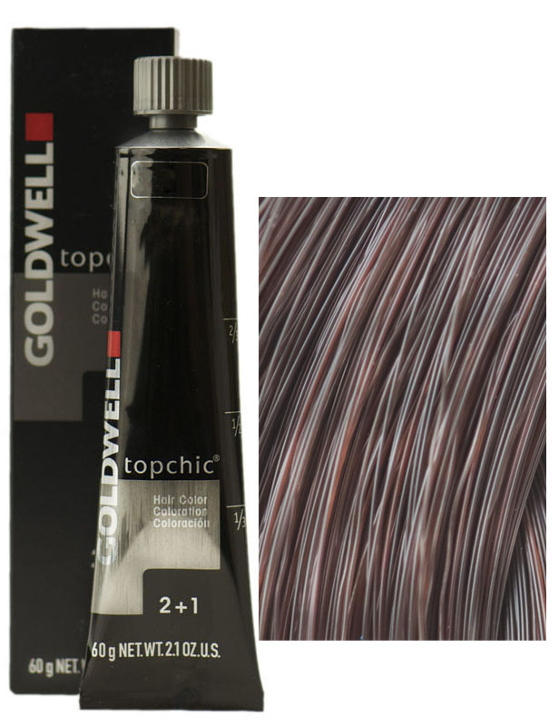Goldwell Topchic Hair Color Coloration Tube 5gb Light Brown Gold