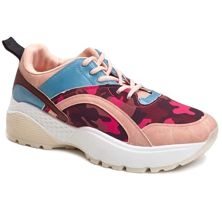 Chunky Dad Shoes Women