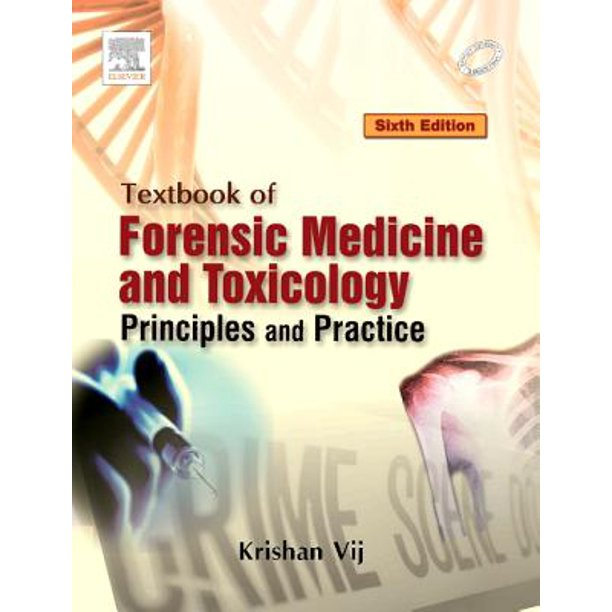 Textbook Of Forensic Medicine Toxicology Principles Practice E Book Ebook Walmart Com Walmart Com