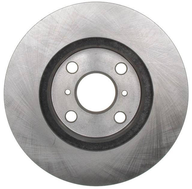 Raybestos Brakes 980476R Brake Rotor R-Line OE Replacement; Single - image 1 of 1