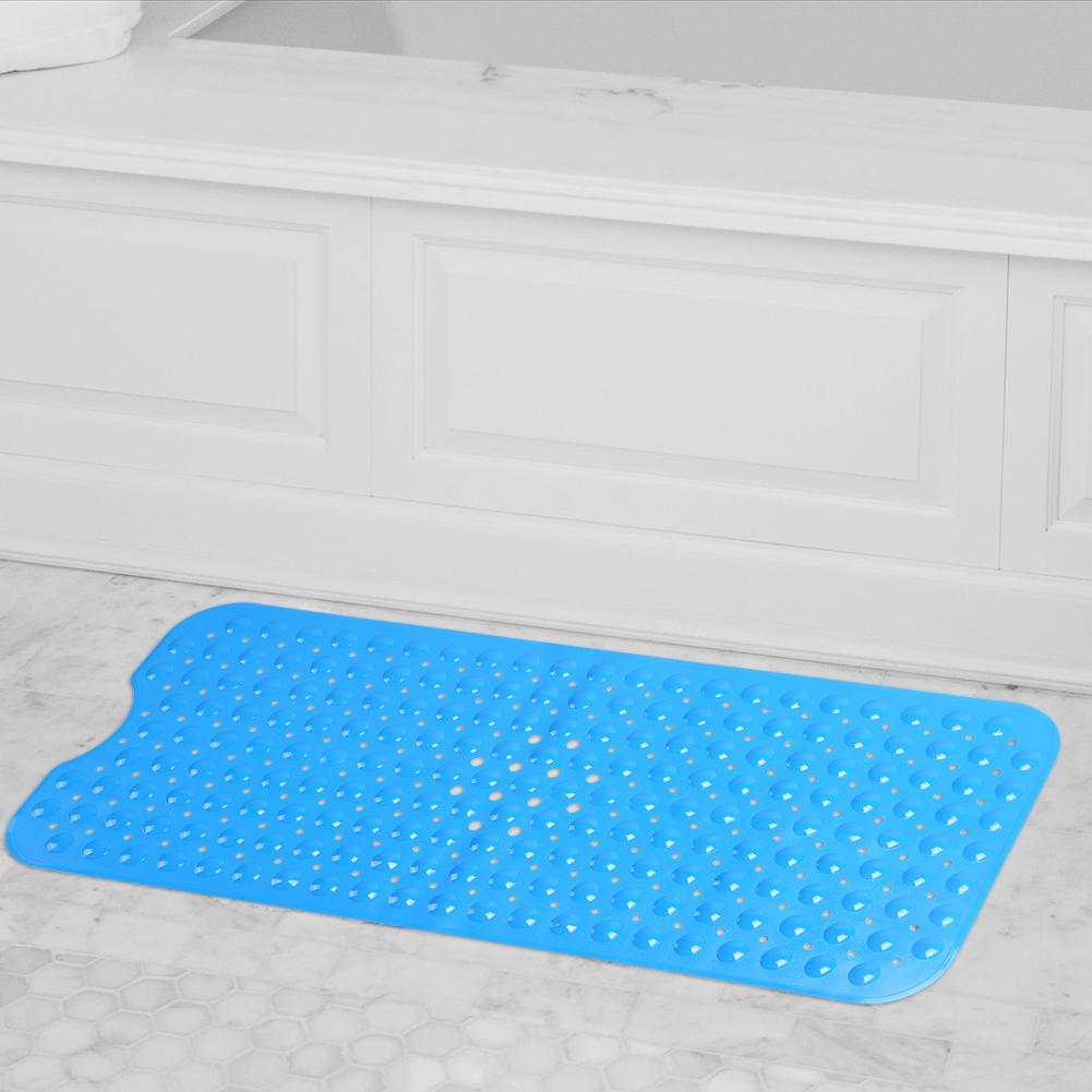 a1132cb8b5df EECOO Bath Mat Non Slip Anti Skid Rubber Shower Tub Safe Protection Bathtub  Safety Mat - Walmart.com