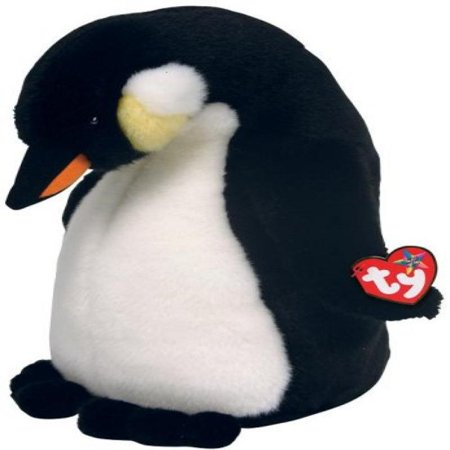 """Ty Classic Admiral Penguin - Large Buddy size 12"""""""