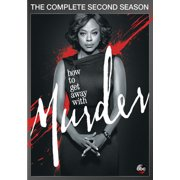 How to Get Away with Murder: The Complete Second Season (DVD) by Buena Vista