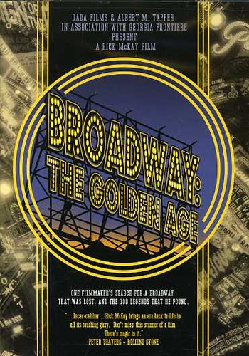 Broadway: The Golden Age by BMG