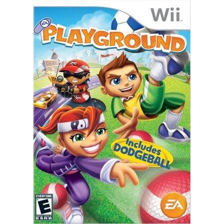 Playground WII ()