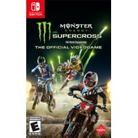 MILESTONE Monster Energy Supercross Official Game, Square Enix, Nintendo Switch, 662248920443