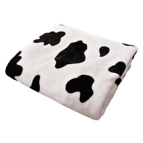 Zoomie Kids Ary Cow Printed Baby Blanket