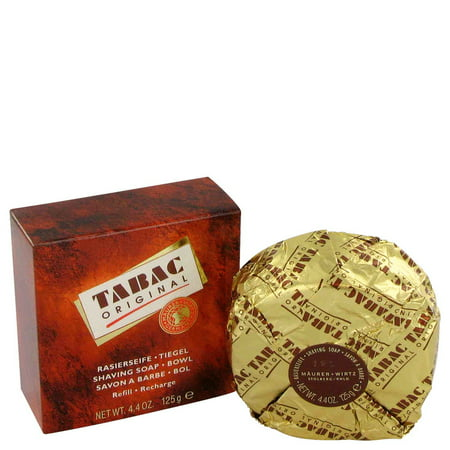 Everyday Shave Kit (TABAC Shaving Soap Refill 4.4 oz For Men 100% authentic perfect as a gift or just everyday)