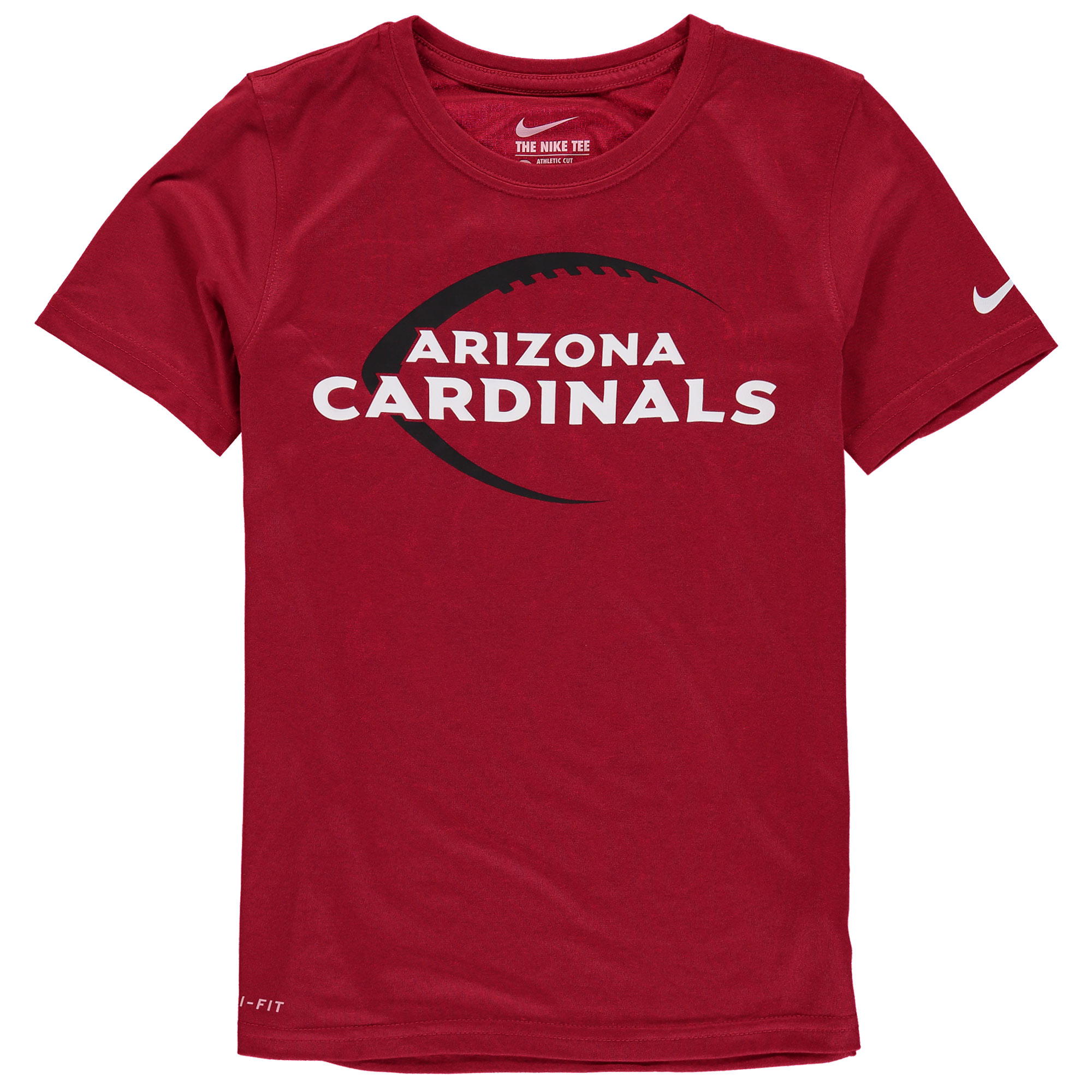 Arizona Cardinals Nike Youth Legend Icon T-Shirt - Cardinal