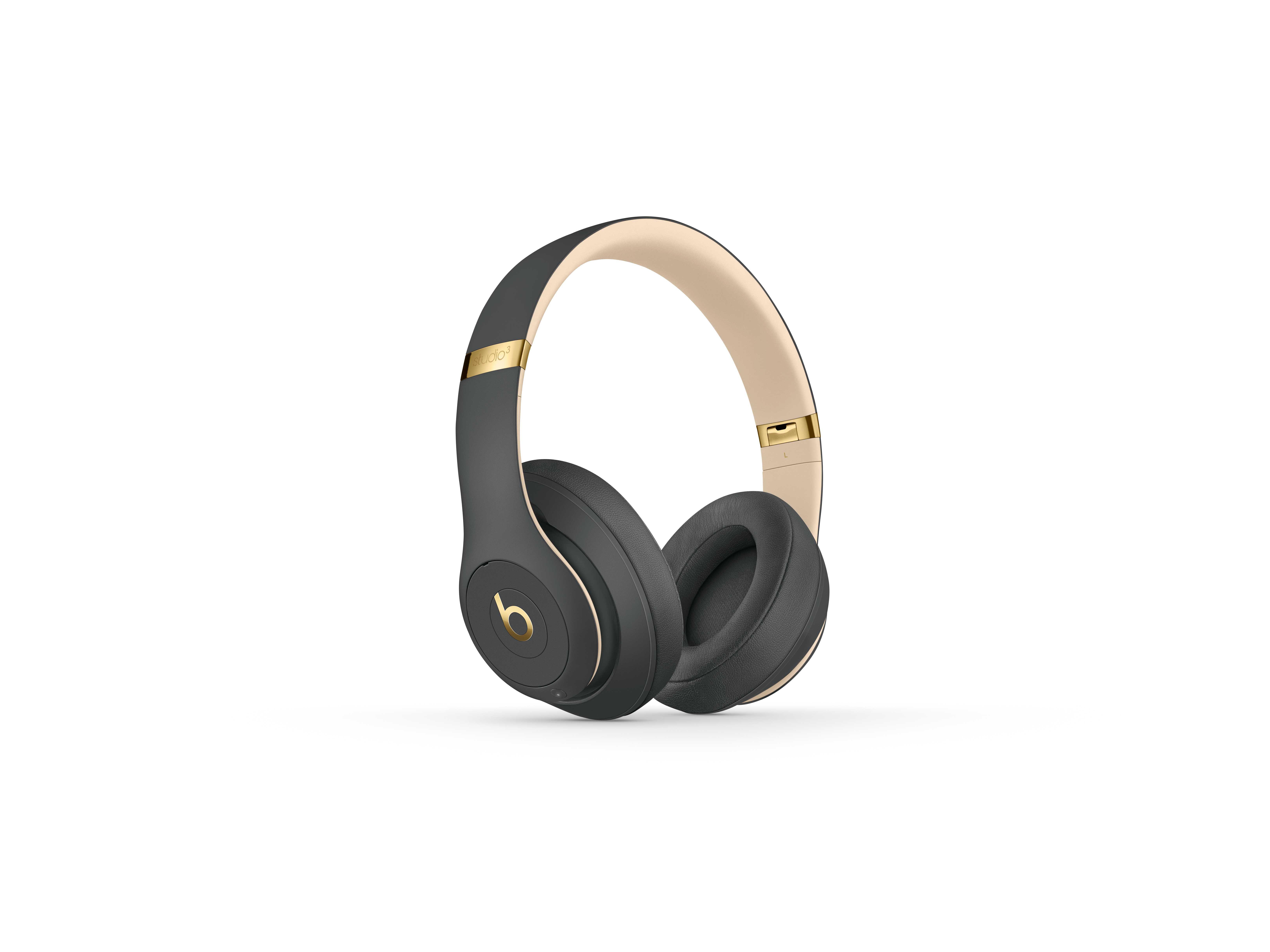 Beats Studio3 Wireless Headphones The Beats Skyline Collection Shadow Gray Walmart Com Walmart Com