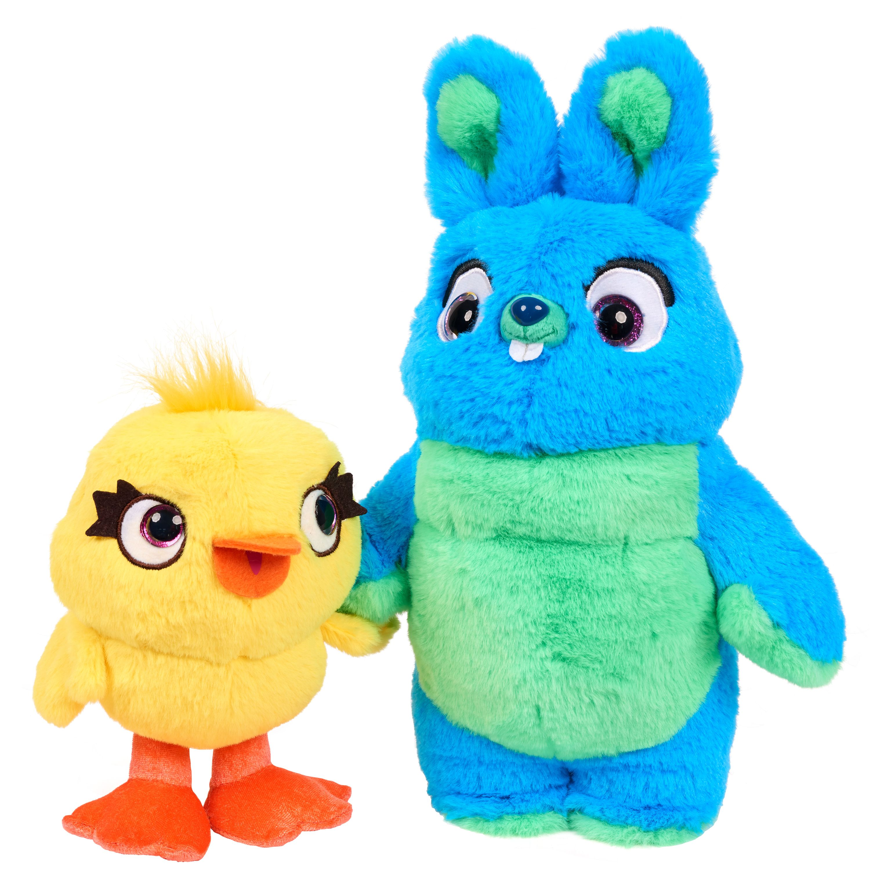 Disney Toy Story 4 Ducky & Bunny Scented Friendship Plush Set