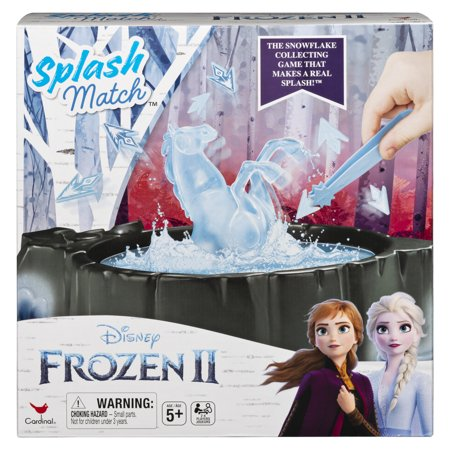 Disney Frozen 2, Splash Match Game for Kids and Families